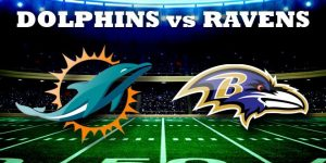 Bet the OVER on Thursday Night Football Week 8 – Ravens & Dolphins