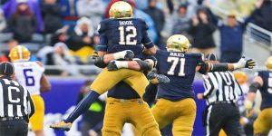 College Football Showdown: Notre Dame vs. Stanford