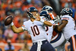 Sunday Night Football: Los Angeles Rams at Chicago Bears Betting Pick