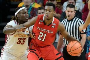 Texas Tech Red Raiders at Kansas Jayhawks Betting Pick and Prediction