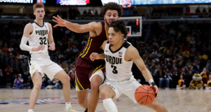 NCAA Tournament Betting Preview: Purdue Boilermakers vs. Old Dominion Monarchs