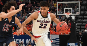 NCAA Basketball: Gonzaga Bulldogs vs. Texas Tech Red Raiders