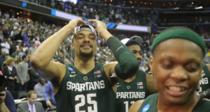 NCAA Final Four Game 2: Michigan State Spartans vs. Texas Tech Red Raiders