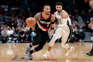 Portland Trail Blazers at Denver Nuggets Game 2 Betting Preview