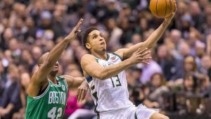 NBA Preview: Toronto Raptors at Milwaukee Bucks Game 1