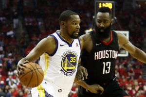 Golden State Warriors at Houston Rockets Game 3