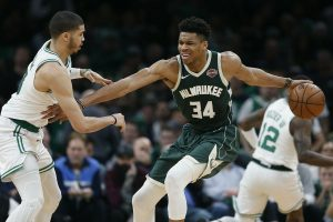 Boston Celtics at Milwaukee Bucks Game 5 Betting Preview