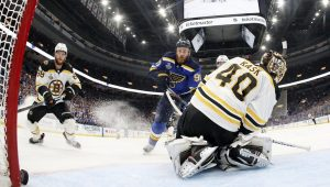 St. Louis Blues at Boston Bruins Game 5 Betting Pick