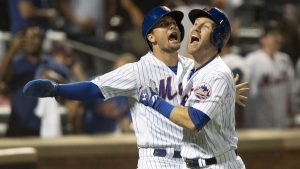 Mets Make Amazing Run Back Into Playoff Contention