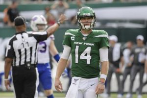 Sam Darnold Out of Action With Mono