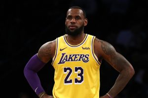 LeBron James Not Ranked Number One