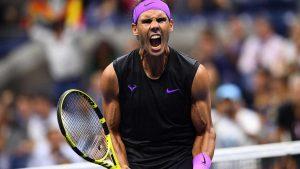 Nadal Heads into Finals Against Medvedev