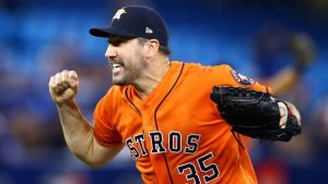 Verlander's No-No Portends Astros' Imminent Pennant Run