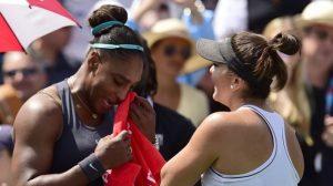 U.S Open Women's Final Will Be Historic