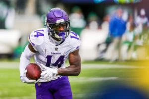 Stefon Diggs Unhappy In Minnesota