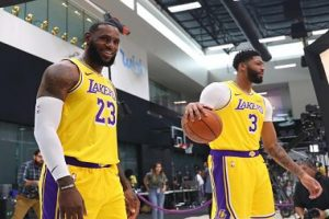 Los Angeles Lakers Dynamic Duo