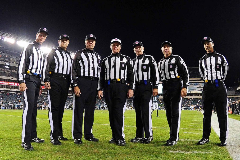 Monday Night Game Ruined By Officiating