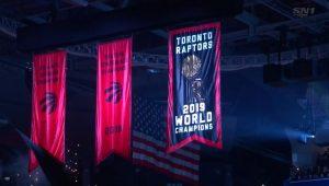 Raptors Beat Pelicans on Opening Night