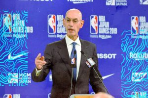 NBA Controversy in China Getting Worse