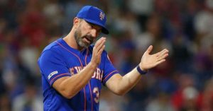 Mets Let Callaway Go After Two Seasons
