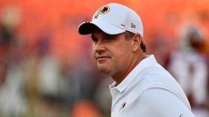 NFL News and Notes: Gruden Out In Washington