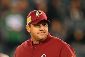 Jay Gruden Fired By Redskins