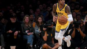 D'Angelo Russell Out For Three Weeks
