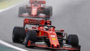 Leclerc and Vettel Summoned By Ferrari Boss Following Crash