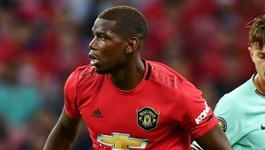 Paul Pogba Suffers Another Injury Set Back