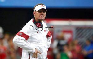 NCAA Football News and Notes Morris Out At Arkansas