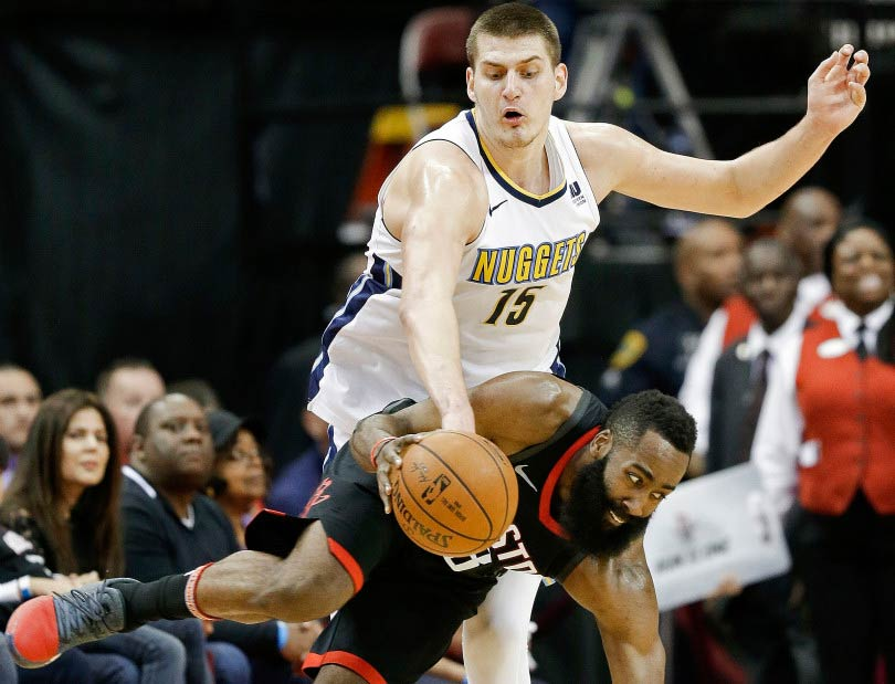 Nikola Jokic Admits Defence Prevailed Against Rockets