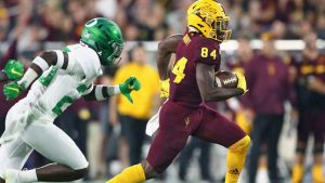 NCAA Football News and Notes: Ducks Upset By Sun Devils