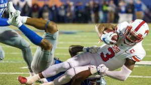 NCAA Football News and Notes: Unbeatens Fall