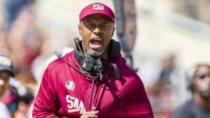 NCAA Football News and Notes: Seminoles Fire Taggart