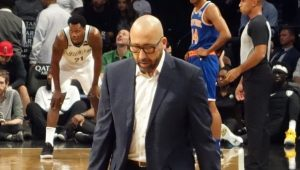 New York Knicks Fire David Fizdale