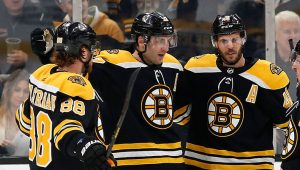 Bruins, Islanders And Flyers Win On Frantic Night In NHL