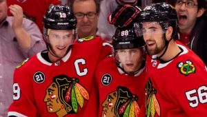 NHL Round-Up: Blackhawks Winning Run Continues