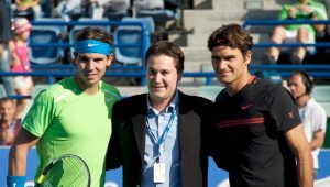 Roger Federer and Rafael Nadal Broke the Tennis World Record