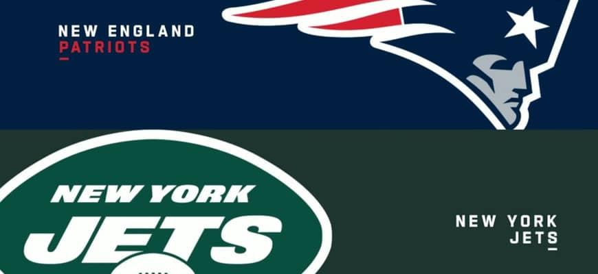New England Patriots vs New York Jets