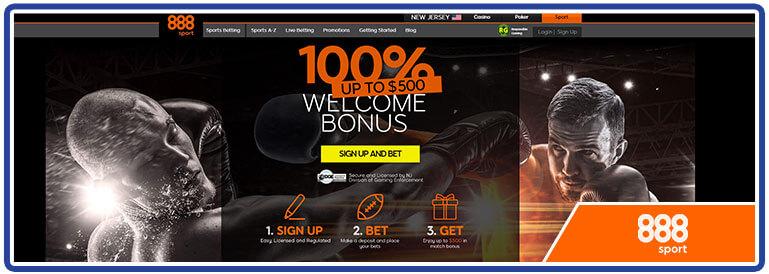 888sport welcome bonus page