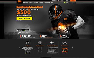 888Sport Site