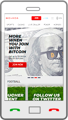Bovada Mobile Betting