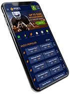 mobile betting sports interaction