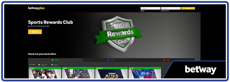 review betway sports betway plus rewards