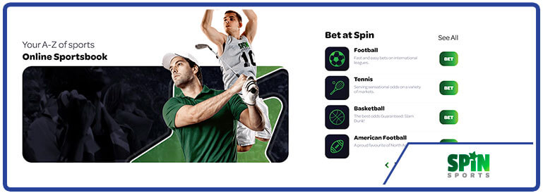 Review Spin Sport Betting Options