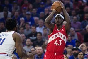 Pascal Siakam Signs $130 Million Extension