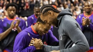Emotional Night In Toronto Ends With Clippers Win