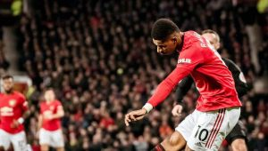 Manchester United Beat Spurs, Liverpool Win Derby