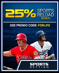 SportsBetting.ag 25% Lifetime Bonus