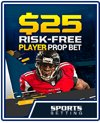 SportsBetting.ag 25% Risk Free Props Wager